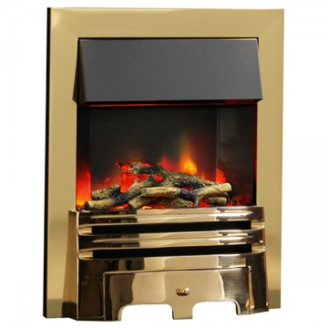 Pureglow Grace Illusion Electric Fire