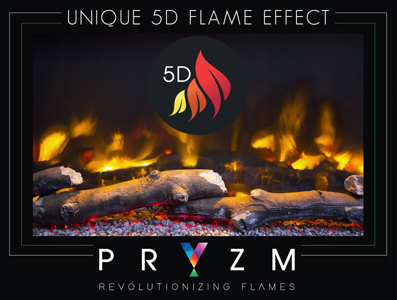 Pryzm Flame Effect