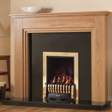 Pureglow Whitton Fireplace