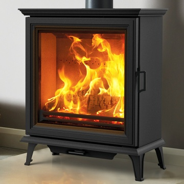 Stovax Sheraton 5 Wide Eco Wood Burning / Multi-Fuel Stove