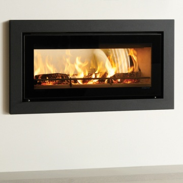 Stovax Studio 2 Duplex Double Sided Wood Burning Fire