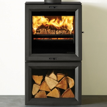 Stovax View 5 Midline Wood Burning / Multifuel Stove