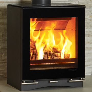 Stovax Vision Midi Wood Burning / Multifuel Eco Stove