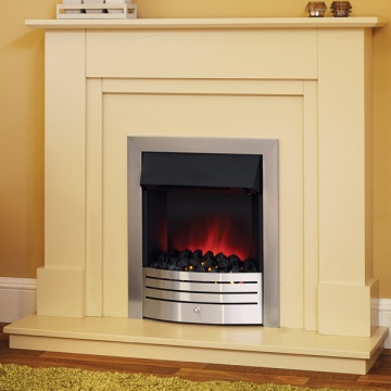 Suncrest Herrington Electric Fireplace Suite