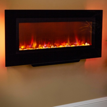 Suncrest Santos Wall Mounted Electric Fire
