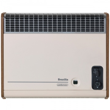 Valor Brazilia F8ST Gas Wall Heater (Thermostatic)