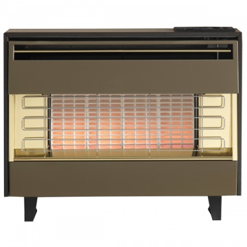 Valor Firegem Visa Radiant Outset Gas Fire