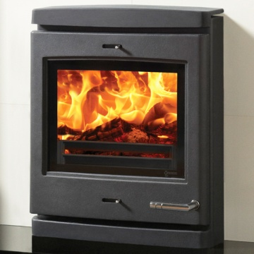Yeoman CL7 High Output Multi-Fuel Boiler Inset Stove