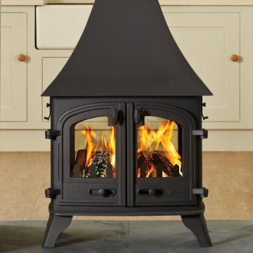 Yeoman Devon Double Sided Wood Burning Stove
