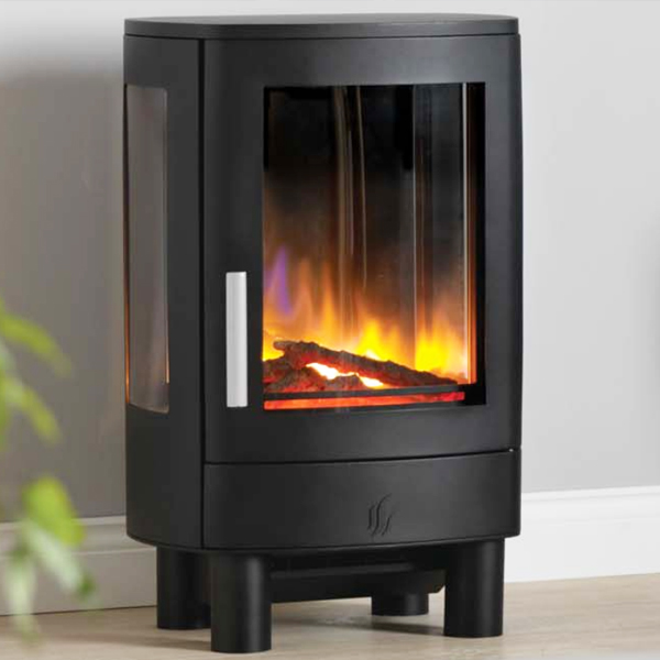 Acr Neo 3f Electric Stove Flames Co Uk, Electric Corner Fireplace Uk