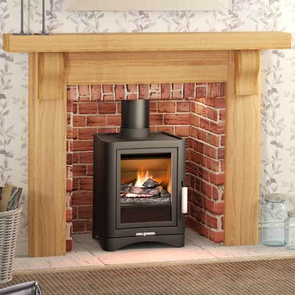 Wooden Fireplace: Be Modern Holtwood Solid Oak Fireplace Surround