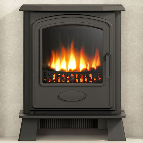 Broseley Hereford Inset Electric Stove Flames Co Uk