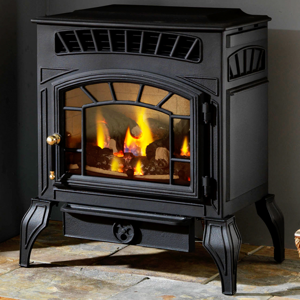 Burley Ambience 4121 Flueless Gas Stove Flames Co Uk