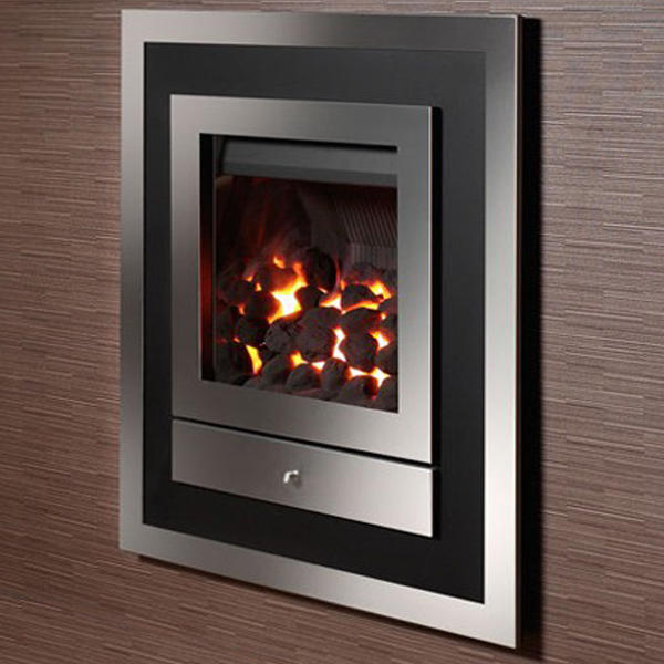 Crystal Fires Option Hole In The Wall Gas Fire Flames Co Uk