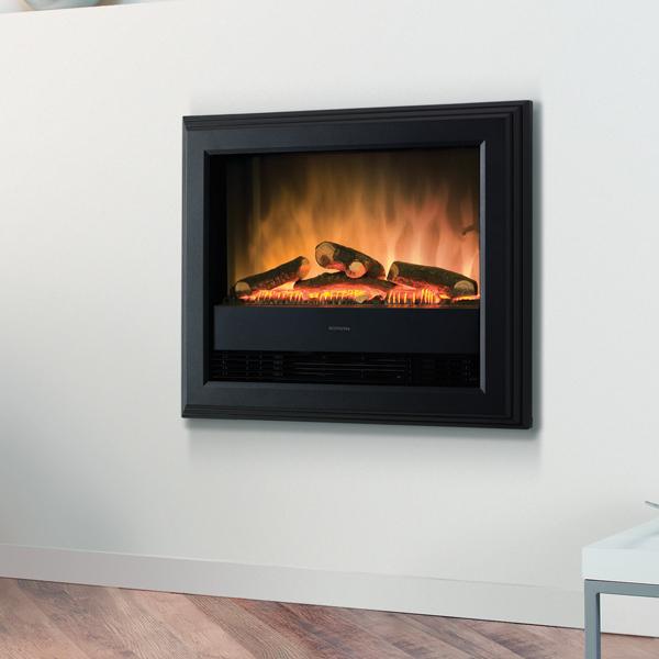 Dimplex Bach Electric Fire Flames Co Uk