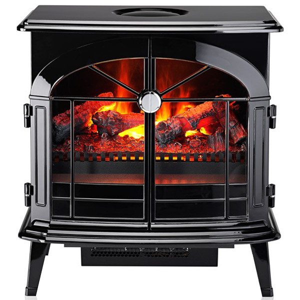 Dimplex Burgate Opti Myst Electric Stove Flames Co Uk