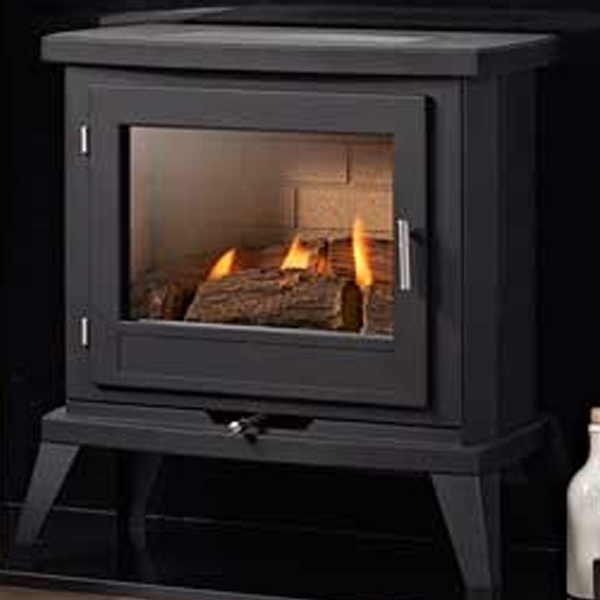 Ekofires 6030 Flueless Gas Stove Flames Co Uk