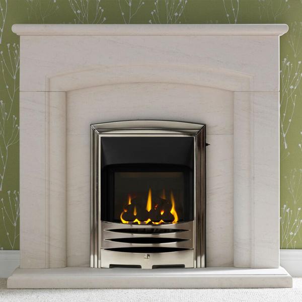 Gallery Carlton Portuguese Limestone Fireplace Suite Flames Co Uk