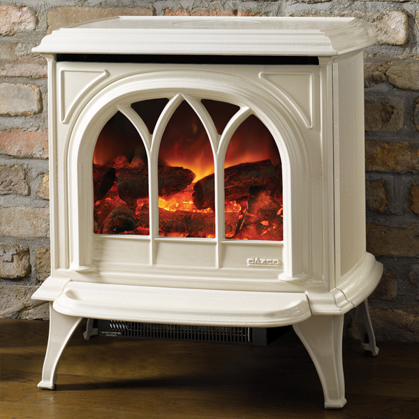 Can You Paint An Electric Fireplace Stove
