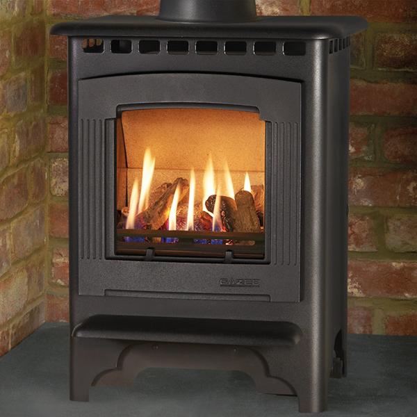 Gazco Marlborough2 Small Gas Stove Flames Co Uk