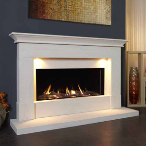 Parada Elite Illumia Fireplace