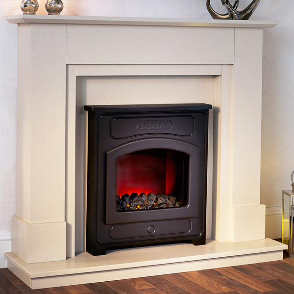 Suncrest Farnley Electric Fireplace Suite Flames Co Uk