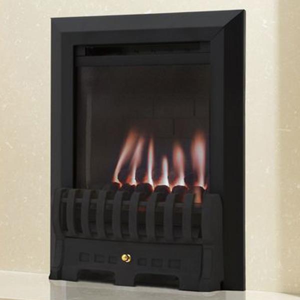 Verine Elypse Balanced Flue Gas Fire | Flames.co.uk