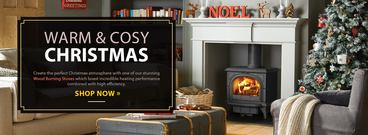 Fireplaces UK including Gas Fires, Wood Burning Stoves