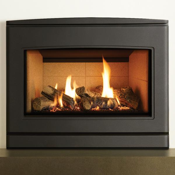 Yeoman Cl 670 Balanced Flue Gas Fire Flames Co Uk