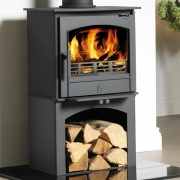 ACR Earlswood III LS Log Store Multi-Fuel Stove