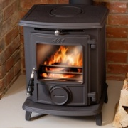 AGA Little Wenlock Classic Wood Burning / Multi-Fuel Stove