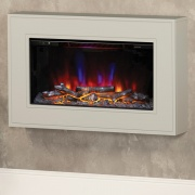 Be Modern Albali Wall Mounted Electric Fire