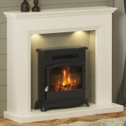 Be Modern Bainbridge Electric Fireplace Suite