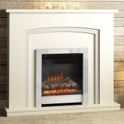 Be Modern Chadley Electric Fireplace Suite - MEGA DEAL!