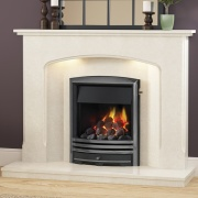 Be Modern Octavia Marble Fireplace