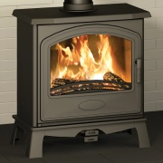 Broseley Hereford 5 Widescreen Multi-Fuel Stove