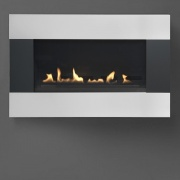 Burley Latitude 4500 Flueless Gas Fire