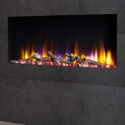 Celsi Ultiflame VR Elite Inset Wall-Mounted Electric Fire