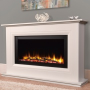 Celsi Ultiflame VR Vega Electric Fireplace Suite