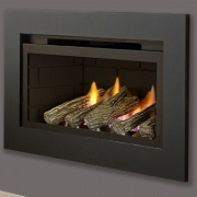 Crystal Fires Boston Mk2 Gas Fire