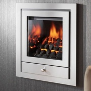 Crystal Fires Royale 4 Sided Gas Fire