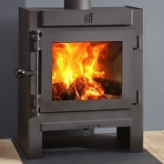 Dik Geurts Jannik Medium Low Wood Burning Stove