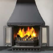 Dovre 1800 Woodburning Fireplace Stove