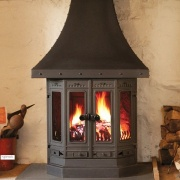 Dovre 2000 Woodburning Fireplace Stove