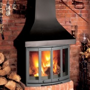 Dovre 2400 Wood Burning Fireplace Stove