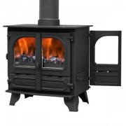 Dunsley Highlander 8 Double Sided Multi-Fuel Stove