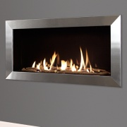 Verine Eden Elite Slimline Balanced Flue Gas Fire