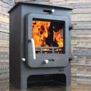Ekol Clarity 5 Multi-Fuel / Wood Burning Stove