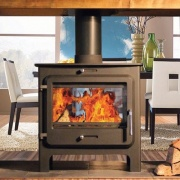 Ekol Clarity Double Sided Multi-Fuel / Wood Burning Stove
