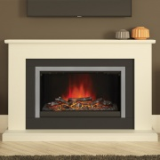 Elgin & Hall Lindwell Electric Fireplace Suite